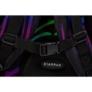 Kép 10/12 - Szivárványos ergonomikus hátizsák, iskolatáska mellpánttal  - Rainbow