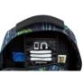 Kép 2/4 - Wild ergonomikus hátizsák, iskolatáska mellpánttal - Páva