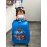 Kép 3/7 - Mancs őrjárat 4 kerekű ABS gyermekbőrönd - Nickelodeon