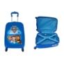 Kép 7/7 - Mancs őrjárat 4 kerekű ABS gyermekbőrönd - Nickelodeon